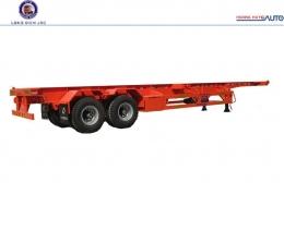 Sơ mi rơ mooc xương 40 - 45 Feet 2 trục chở container 2022