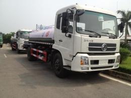 Xe phun nước rửa đường Dongfeng 9m3 (9 khối)
