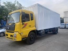 Xe tải dongfeng B180 thùng kín container 7m85