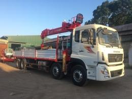Xe tải gắn cẩu tự hành 7 tấn [đang cập nhật giá xe tải gắn cẩu 7 tấn 2022]