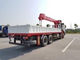 Xe tải gắn cẩu tự hành 10 tấn [đang cập nhật giá xe tải gắn cẩu 10 tấn 2022]