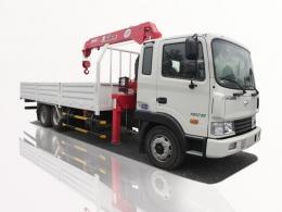 Xe tải gắn cẩu tự hành 3 tấn [đang cập nhật giá xe tải gắn cẩu 3 tấn 2022]