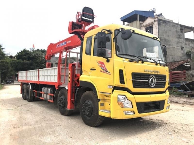 Xe tải gắn cẩu 8 tấn [đang cập nhật giá xe tải gắn cẩu 8 tấn 2022]